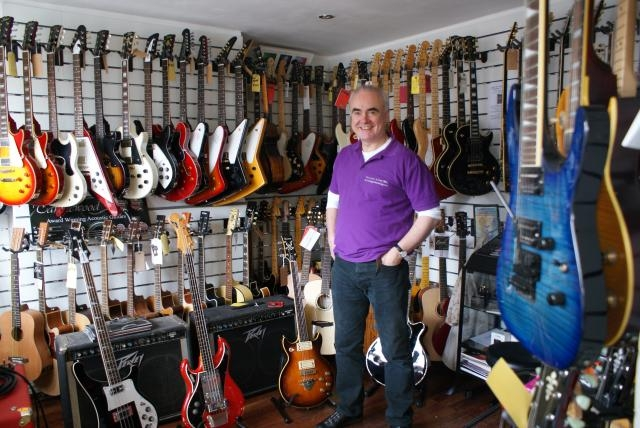 Uk guitar shop online